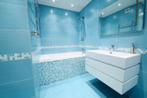 Дизайн и отделка ванной комнаты пластиковыми панелями