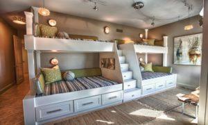 Правильный выбор двухъярусной кровати