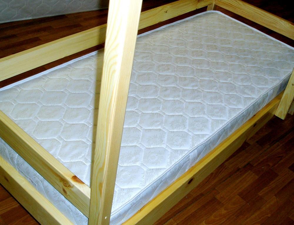 двухъярусная кровать матрац