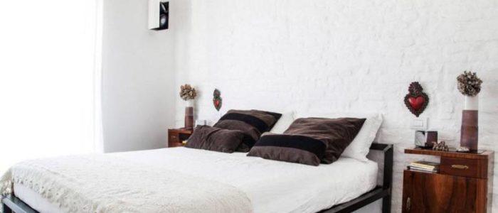 Контраст в спальном помещении 2