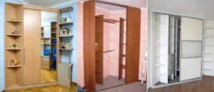 Угловой шкаф 5
