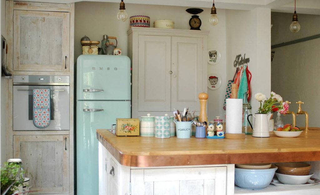 Прованс в маленькой кухне