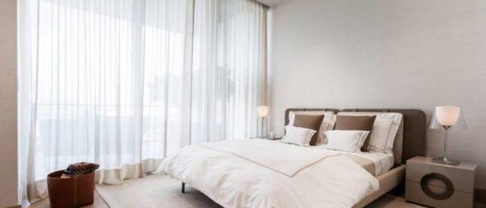 Белоснежная спальня 1