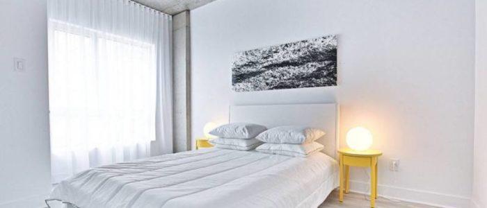 Белоснежная спальня 2