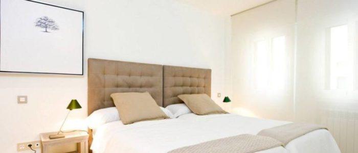 Белоснежная спальня 3