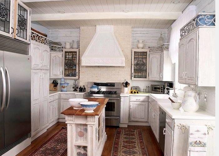 Островная стойка для кухни